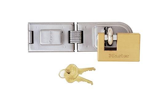 Hasp Locks