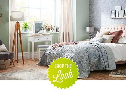 Shop the look - bedroom