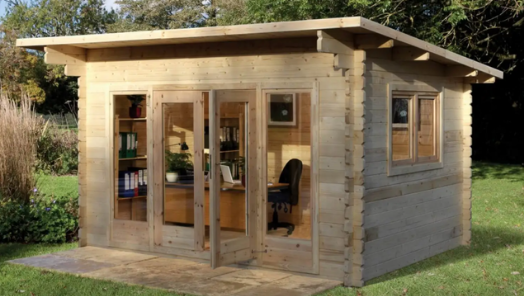 View All Sheds & Garden Buildings