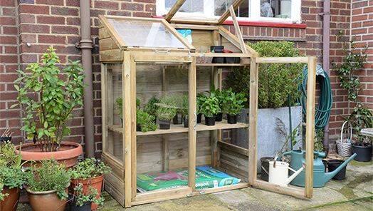 Mini Greenhouses