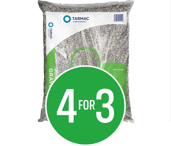 4 for 3 on IPP Tarmac Gravel 10mm Maxi Bag