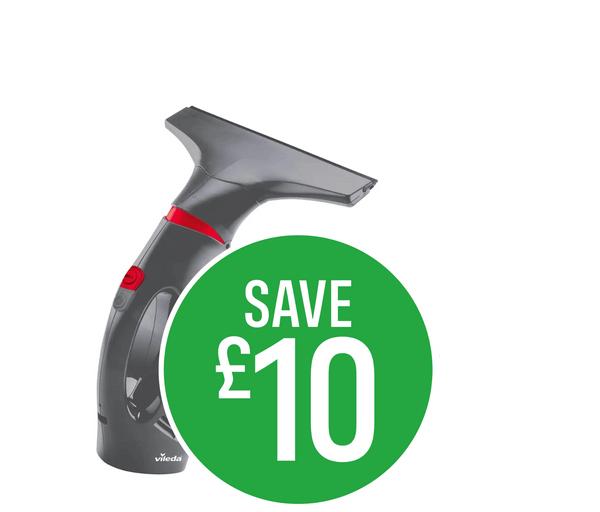 Save £10 on Vielda Windomatic Power Window Vacuum
