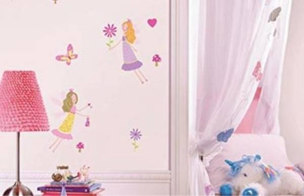 Wallpaper Borders & Stickers
