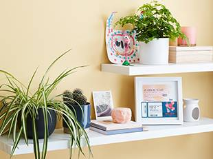How to put up a shelf