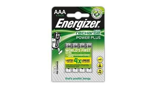Rechargeable AAA Batteries