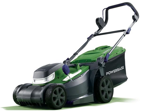 Powerbase 40v Cordless Lawn Mower