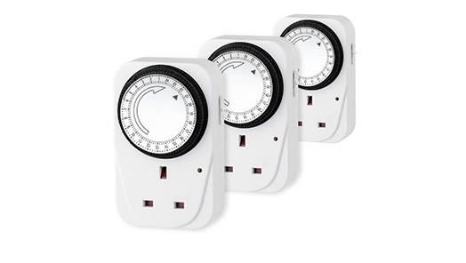 Timer plugs