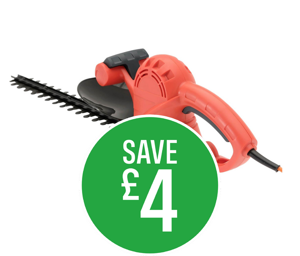 Save £4 - Sovereign 400W Electric Hedge Trimmer