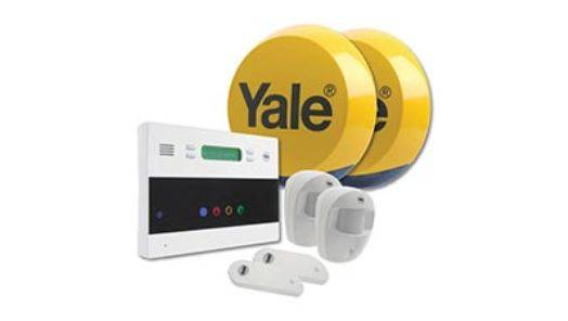 Burglar Alarms & CCTV