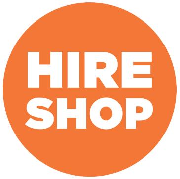 Hire Shop