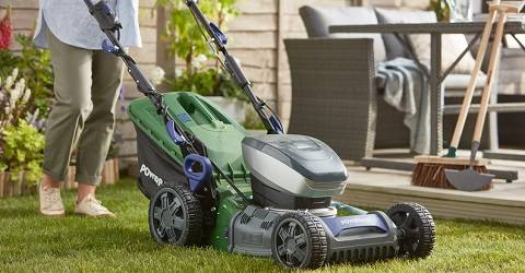 Time to mow