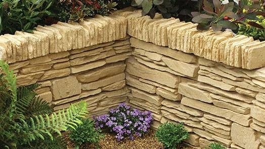 Walling & Coping