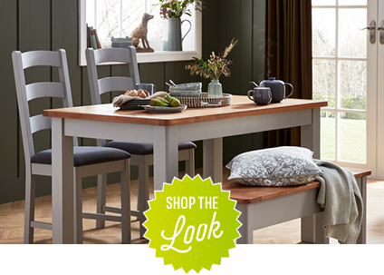 Shop the look - Dining Room