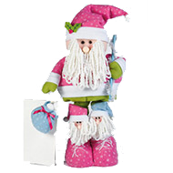 Homebase Large Growing Santa And Snowman Christmas Decoration Recall