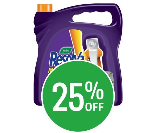 25% off Garden Essentials