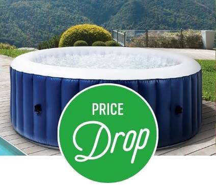 Save up to £240 on Selected Hot Tubs