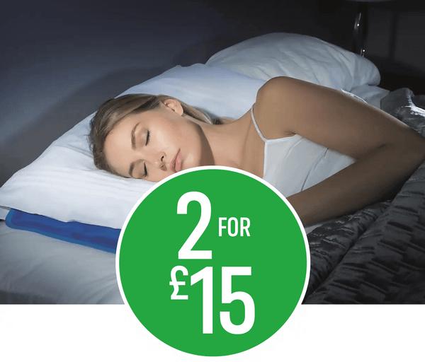 Get 2 for £15 on JML Chillmax Pillow