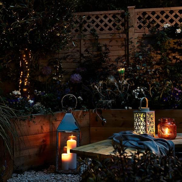 Day to night garden ideas