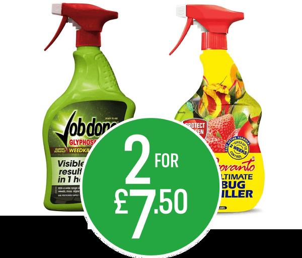 2 for £7.50 Plant Care Liquid 1L