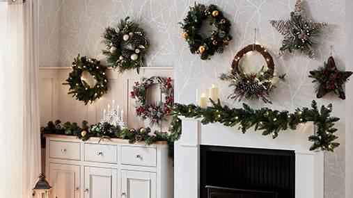 Christmas Plants & Foliage