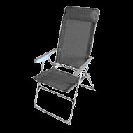 Aluminium High Back Chair Recall