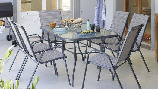 All Metal Garden Furniture