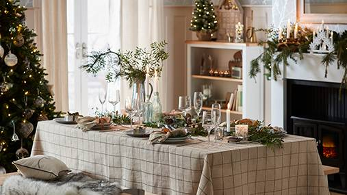 10 ideas for decorating your home at Christmas