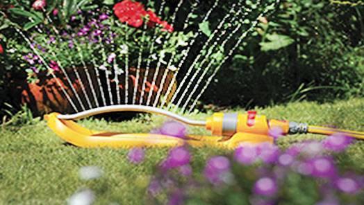 Garden Sprinklers