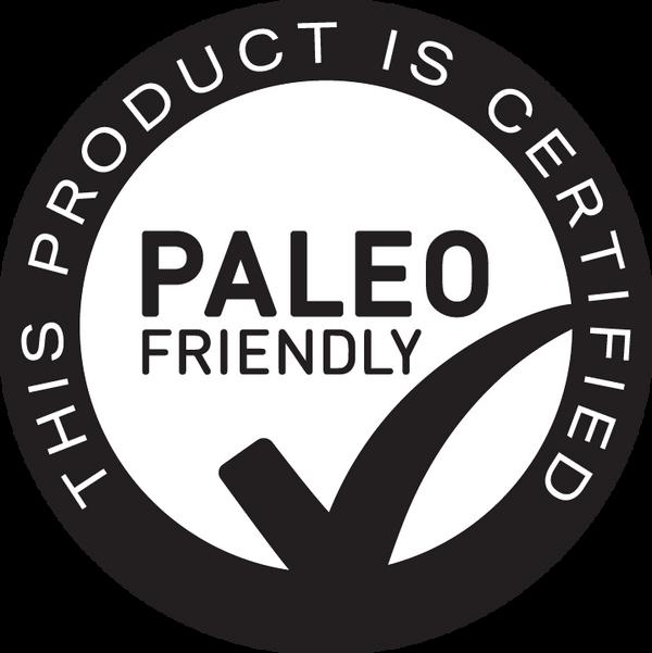Paleo Friendly Certified logo