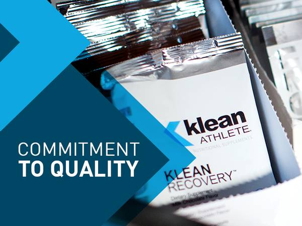Klean Athlete Commitment to Quality