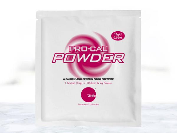 Vitaflo pro-cal powder sachet