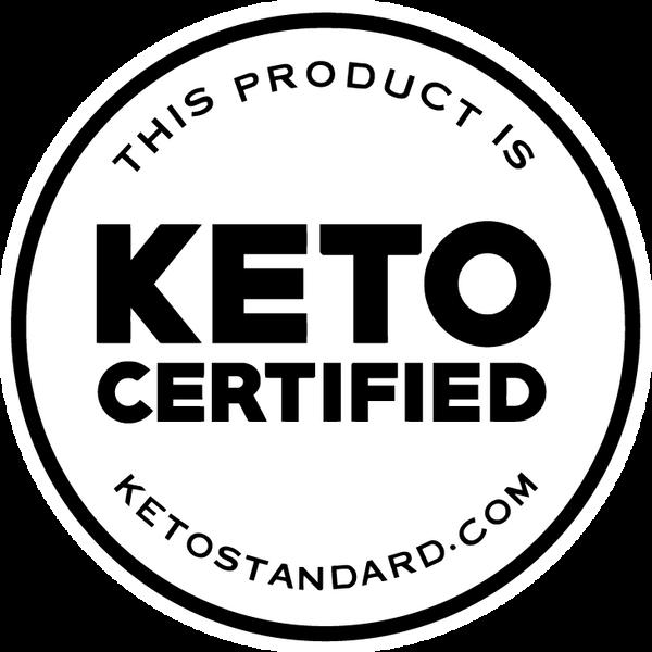 Keto Certified logo