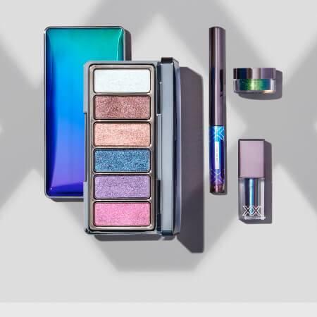 Revolution Beauty eyeshadow makeup pallette