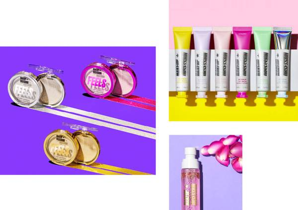 Makeup Revolution products