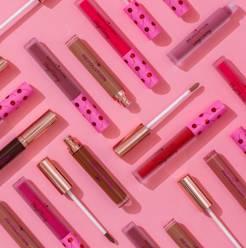 I Love Revolution lips products