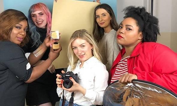 Revolution Beauty team