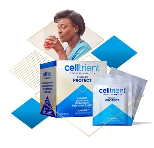 Celltrient Protect glutathione powder