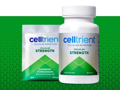 Celltrient Urolithin A Raspberry Pomegranate Sachet