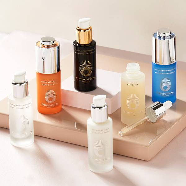 Omorovicza face products