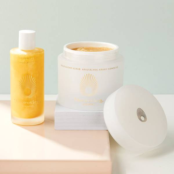Omorovicza body products