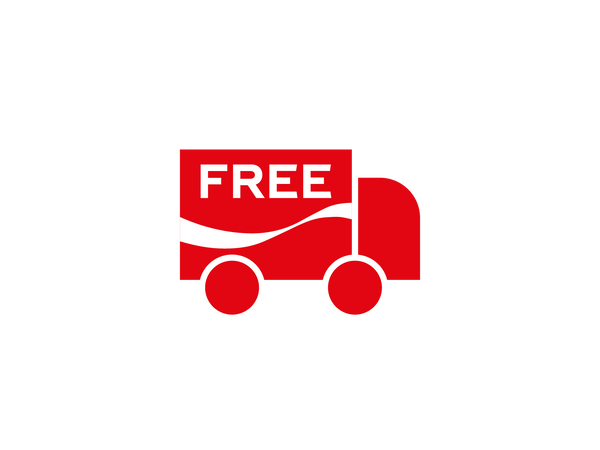 Spend between £30 to £150 for free delivery to your door