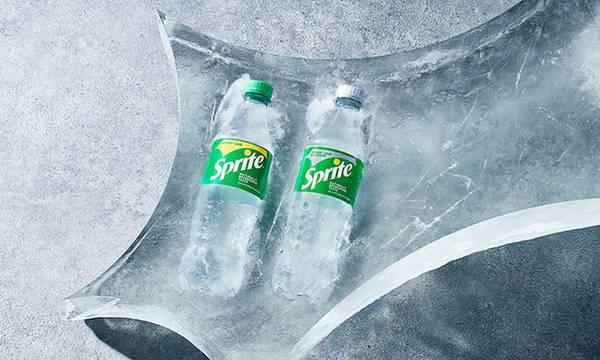 Sprite bottles
