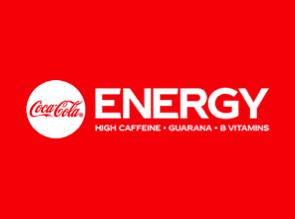 Shop Coca-Cola Energy drinks