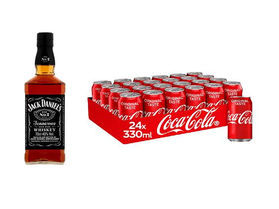 Jack and Coke Bundle