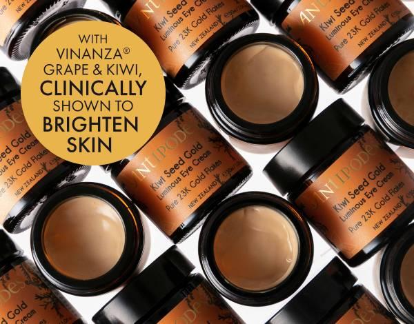 Kiwi Seed Gold Luminous Eye Cream