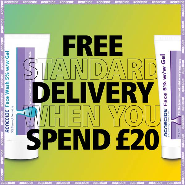 free delivery acnecide acne treatments