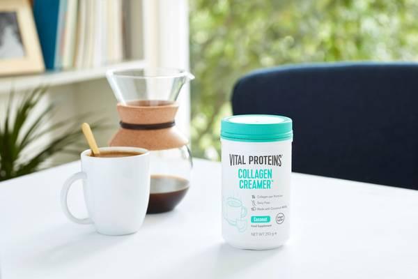 Coconut Collagen Creamer