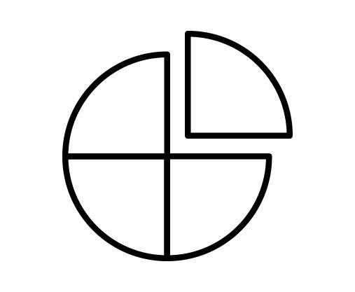 4 Parts Icon