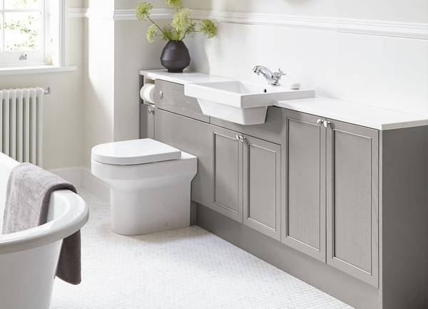 View different bathroom furniture ranges