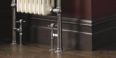 Bathroom heating fittings